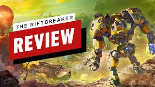 The Riftbreaker Review (Video Game Video Review)