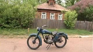 Тест-драйв мотоцикл К-55