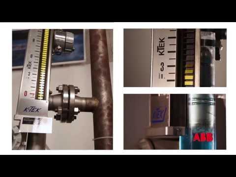 ABB KM26 Magnetic Level Gauge