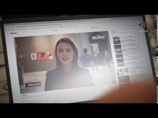 Transmissão Online, Streaming, Lives - Agencia Luminar