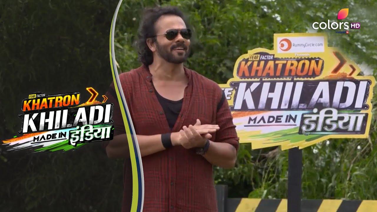 Khatron Ke Khiladi S1 Made In India   A Stunt 60 Feet Up In The Air!