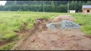 видео Как определить уровень грунтовых вод на участке