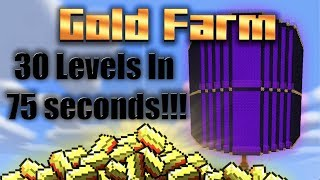 Tutorial - Best Minecraft 1.15.2 XP Gold Farm