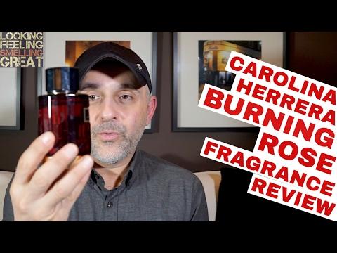 Carolina Herrera Burning Rose Review 🌹🔥🌹🔥🌹
