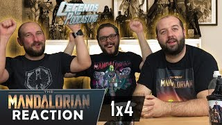 "The Mandalorian  Episode 1x4 ""Chapter Four: Sanctuary"" Reaction 