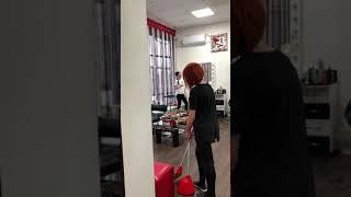 видео Парикмахер в Ульяновске