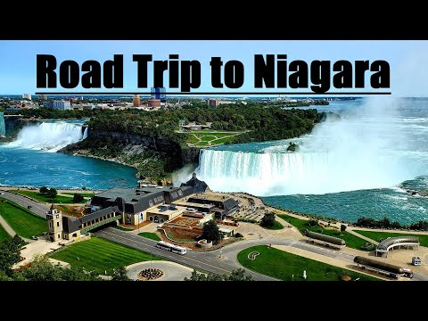 Road Trip To Niagara, ON Canada