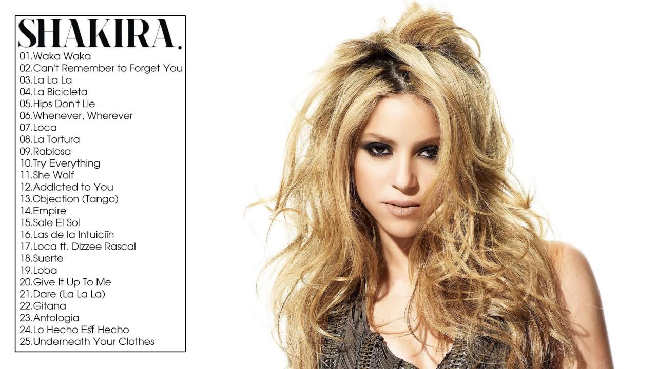 Record Dorado Shakira Greatest Hits ...