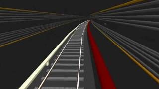 [OpenBVE] SMRT: East West Line (Changi Airport to Expo)