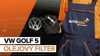 Vymeniť Olejový filter urob si sám - video online