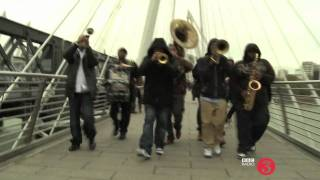London Jazz Festival 2010: Soul Rebels Brass Band