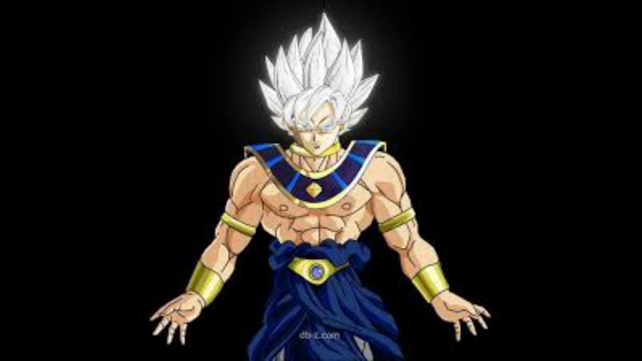 Goku hijo de zeno sama en dxd cap 1 y 2 - YouTube