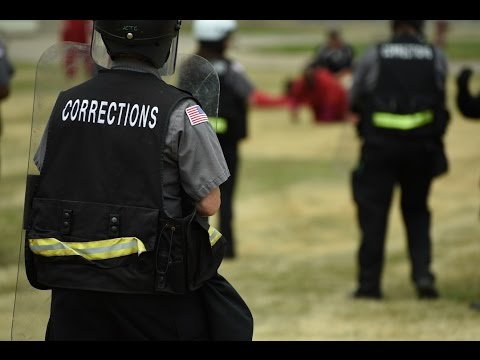 Expectations for the Michigan Department of Corrections academy
