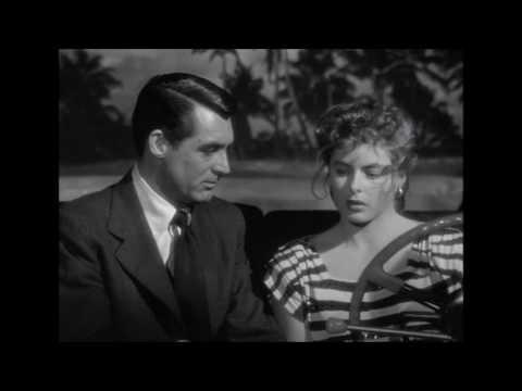 Notorious (1946)    Cary Grant    ,  Ingrid Bergman ~  * HD *  Alfred Hitchcock