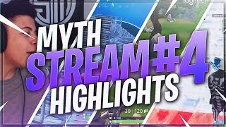 TSM Myth - STREAM HIGHLIGHTS #4 (Fortnite Battle Royale)