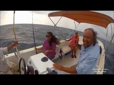 Deep Sea Fishing Belize 'FISH ON
