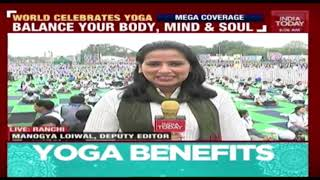 Modi To Join Yoga Day Celebrations In Ranchi Amit Shah In Rohtak