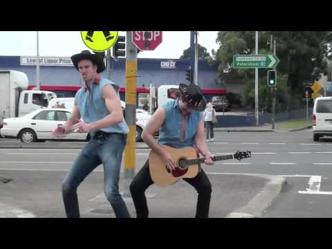 """Fitzy and Wippa's """"Parramatta Rd"""" song parody"""
