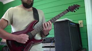"Protest the Hero ""From the Sky"" GUITAR COVER"