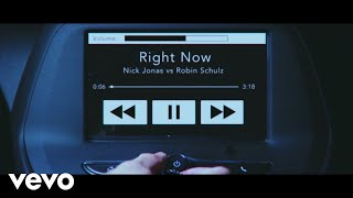 Nick Jonas, Robin Schulz - Right Now (Lyric Video)