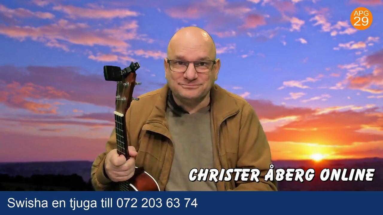 Christer Åberg online.