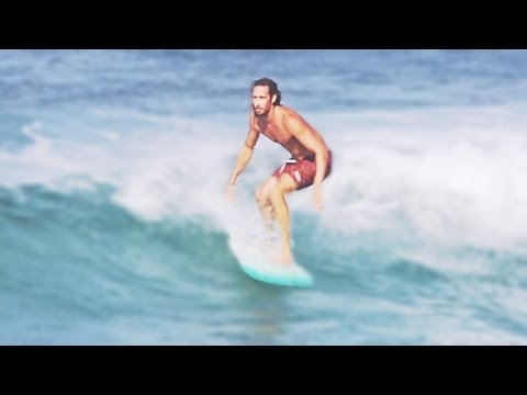 Asher Pacey and His Twin Fin | SURFING in Northern NSW