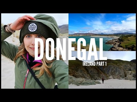 IRELAND ROAD TRIP! - DONEGAL WITH FAMILY | VLOG 1