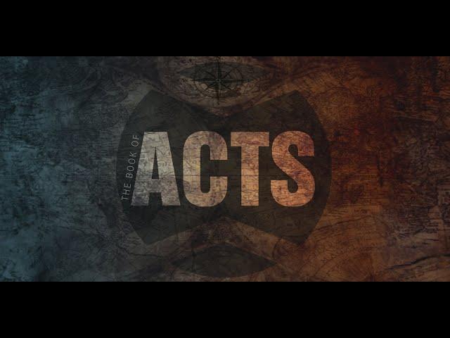 ACTS Series: Kick Start