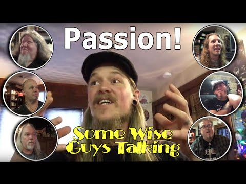 """""""Passion!"""" Some Wise Guys Talking, s02e05"""