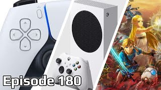 PS5 Showcase, Xbox Series S, Hyrule Warriors Age of Calamity, Ubisoft Forward | Spawncast Ep 180