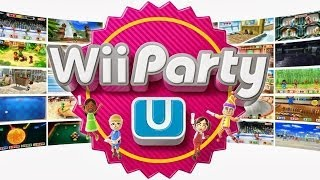 CGR Undertow - Wii PARTY U review for Nintendo Wii U