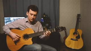 Magic Moments - Perry Como (guitar fingerstyle cover)