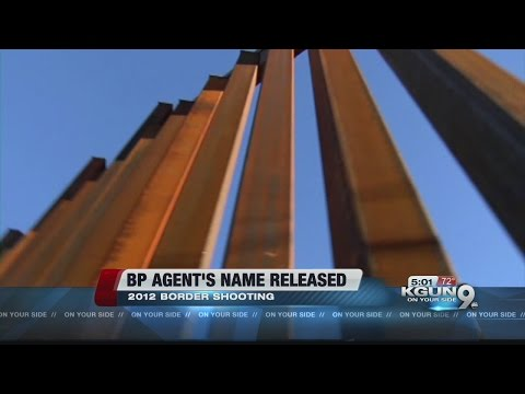 Border Patrol Agent named in cross-border killing