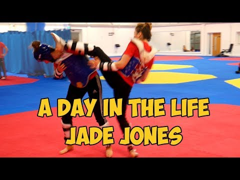 A DAY IN THE LIFE OF JADE JONES