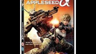 Appleseed Alpha 2014 【HD】✪✪✪  Yuka Komatsu, Jun'ichi Suwabe, Aoi Yuki