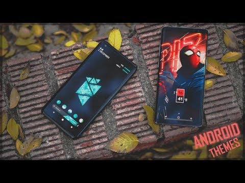 5 Android Themes You Should Try | Customize Your Android #10