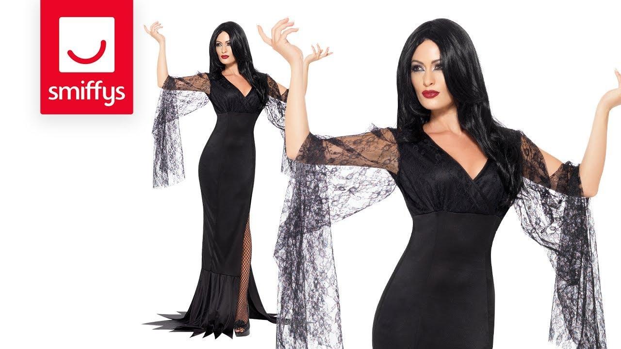 514cc3a572 Immortal Soul Costume Adult Black - MAD Fancy Dress