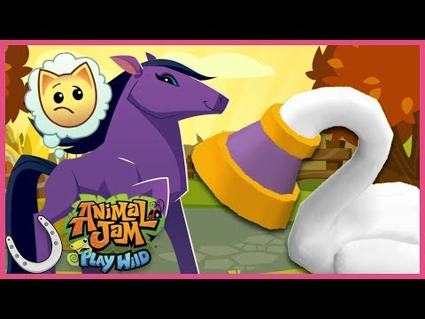 Animal Jam Play Wild I'm Confused