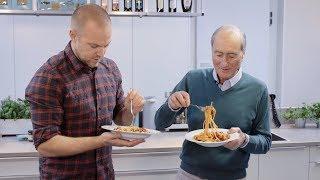 Lagar mat med Fernando Di Luca
