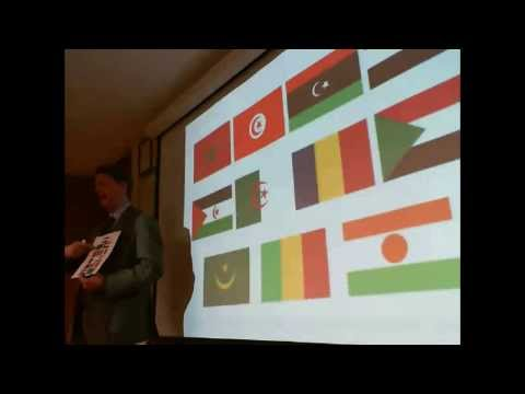 "SAIS lecture 1 - North Africa: Independence to ""Arab Spring"" (28 Jan 2013) by Eamonn Gearon"