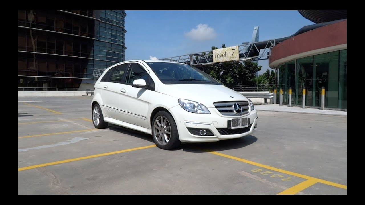 2011 mercedes benz b 180 start up and full vehicle tour youtube. Black Bedroom Furniture Sets. Home Design Ideas