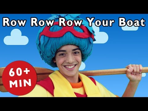 Row Row Row Your Boat and More | Nursery Rhymes from Mother
