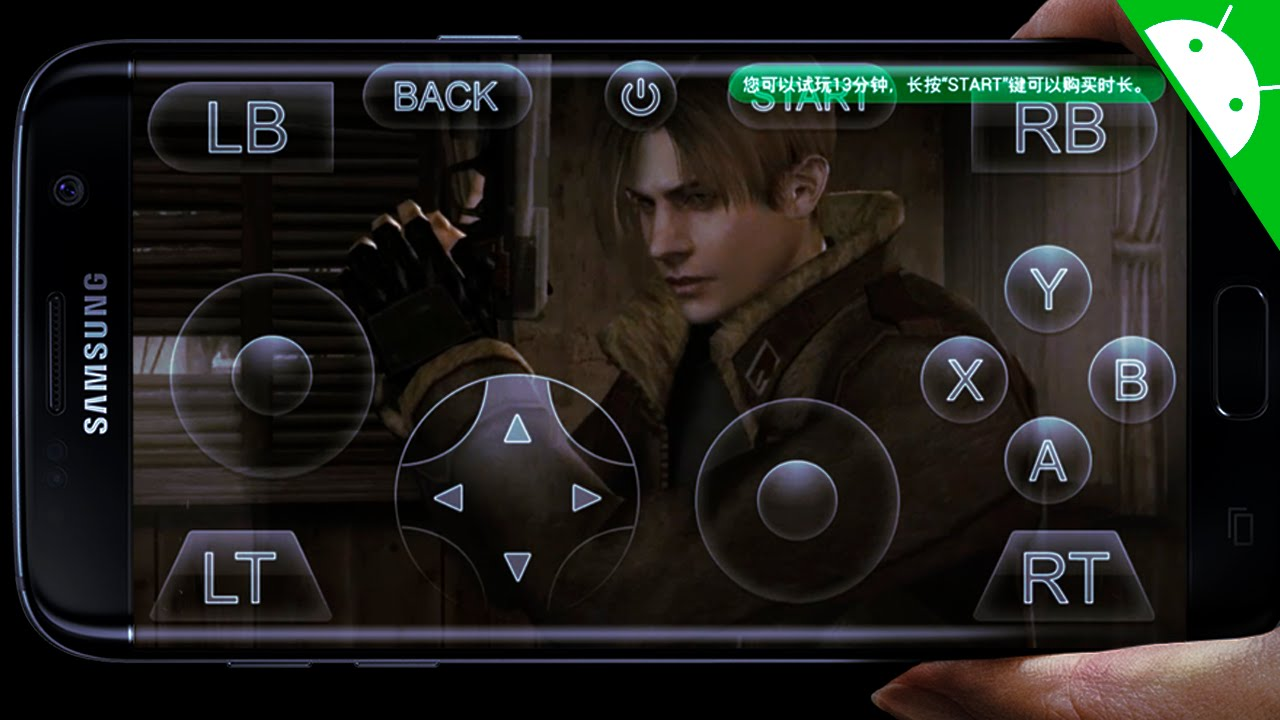 Resident Evil 4 l Gloud Games l Android Gameplay
