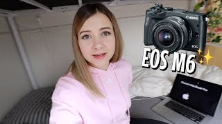 Testing Out My New Vlog Camera! | Canon EOS M6