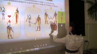 Урок с интерактивной доской Elite Panaboard