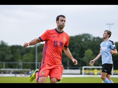 AMISTOSO FC GRONINGEN VS REAL SOCIEDAD 02082017