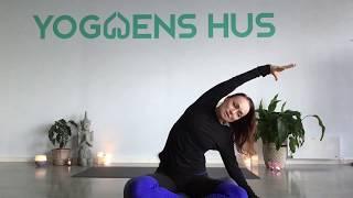 Pust og myk yoga flyt 50 minutt