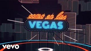 Olga Tañón & Chyno Miranda - Como En Las Vegas (Lyric Video)