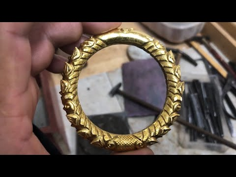 How Pure Gold Jewelry Is Made