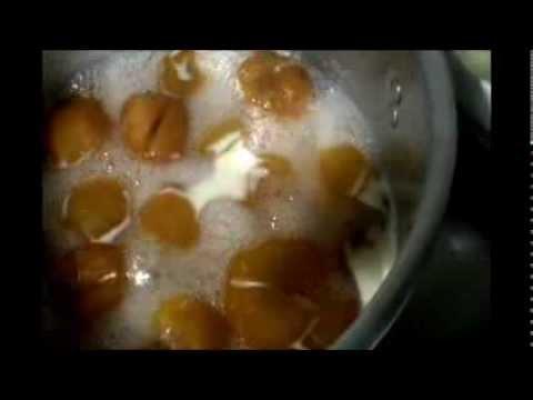 Duraznos en almibar doovi - Como se hace el almibar ...
